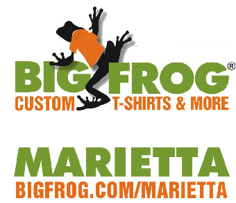 Big Frog Custom T-Shirts of Marietta