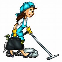 picture of one of our services being House Cleaning or House Keeping